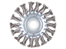Щетка дисковая косич.100ммх22мм GEPARD (GP0880-100)